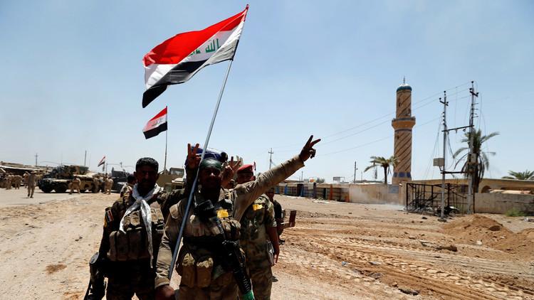 صورة انطلاق مرحلة جديدة من العمليات العسكرية في محافظة ديالى
