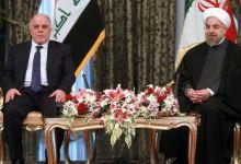 صورة روحاني يؤكد للعبادي رغبة بلاده بزيادة التعاون الثنائي في جميع المجالات