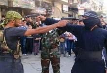 """صورة اندلاع اشتباكات عنيفة داخل صفوف """"داعش"""" في كركوك"""