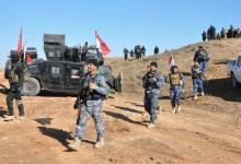 صورة عمليات دجلة تحبط هجوم مسلح لداعش شمال ديالي