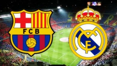 صورة برشلونه يواجه ريال مدريد ثلاث مرات في اسبوعين