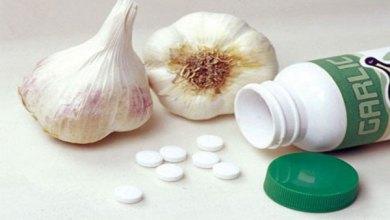 صورة علاج سرطان الرئة بالثوم