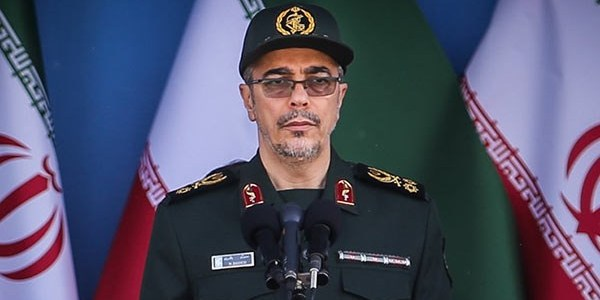 رئيس الأركان الإيراني: استفتاء استقلال إقليم كوردستان مرفوض تماما
