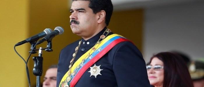 مادورو:انا صدام حسين الحقيقي