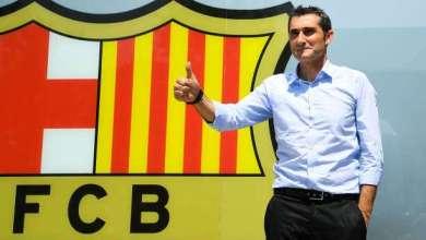 صورة إرنستو فالفيردي:يعلن  عن عدم استعجاله لضم أي لاعب إلى النادي الكتالوني