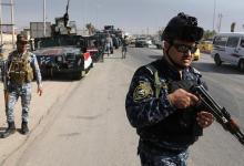صورة اعتقال 18 امرأة اجنية في بغداد بتهمة الاتجار بالبشر