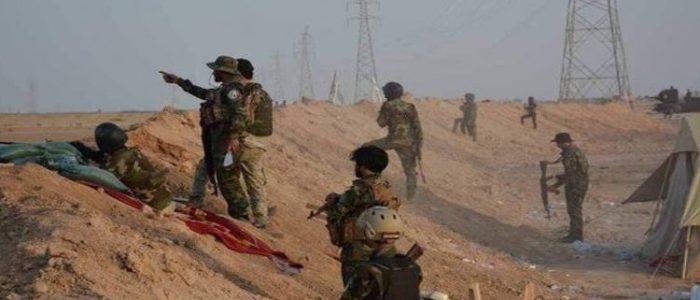 احباط هجوم لداعش على الحدود السورية العراقية