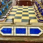 بالصور لعبة صدام تعود للعراق بعد سرقتها منذ اربعة عشر عاما