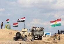 صورة الجيش العراقي والبيشمركة يوقعان اتفاقا عسكريا
