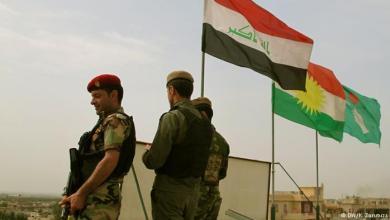 صورة مسؤولي البيشمركة تنتقد بيان العمليات المشتركة العراقية , وتقدم اقتراحا من خمس نقاط