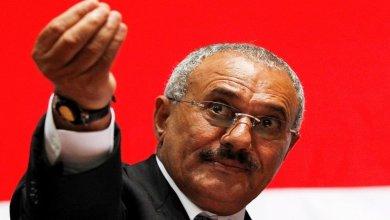 """صورة اخر ظهور لرئيس الراحل علي عبد الله صالح  في منزلة  """"بالفيديو """""""