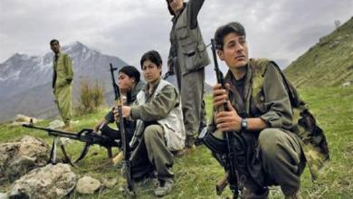 صورة العمال الكردستاني : مقتل 6 جنود اتراك حاولوا اجتياز الحدود العراقية