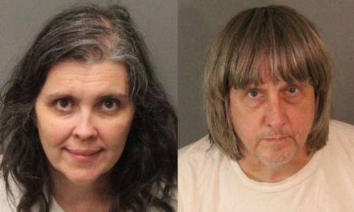 القبض على زوجين ربطا أبناءهما بالسلاسل