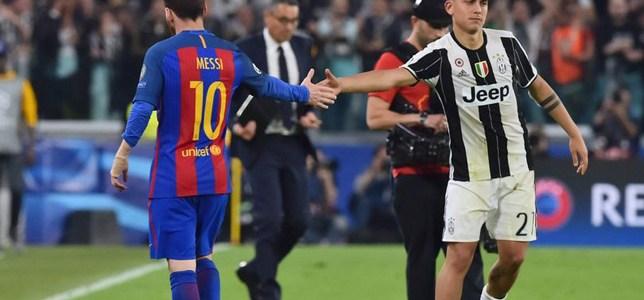 تقارير تكشف تورط ميسي بمنع صفقة انتقال ديبالا لريال مدريد