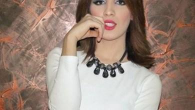 صورة بالصور سهيلة بن لشهب تتألق بالأبيض في جلسة تصوير بمناسبة العام الجديد