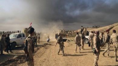 صورة قوات الرد السريع تستكمل عملياتها في تطهير قضاء طوزحورماتو