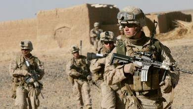 صورة القوات الأميركية تقلص انتشارها في العراق