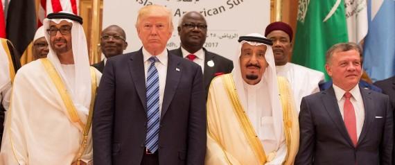 الكشف عن لقاء جمع أبرز زعماء العرب مع رجل ترامب وتخطيطهم للقضاء على تركيا وإيران