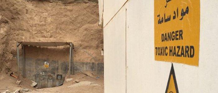 العراق ينهي التزاماته مع منظمة حظر الأسلحة الكيميائية