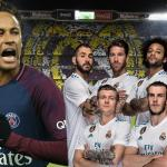 ترحيب من لاعبي ريال مدريد للتعاقد مع نيمار