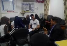 صورة منظمة النجدة الشعبية تبدأ بتنفيذ برنامج مشروع تعزيز الديمقراطية في محافظة الديوانية