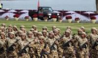 """لأول مرة منذ الأزمة الخليجية قطر تشارك في أختتام فعاليات """"درع الخليج 1"""""""