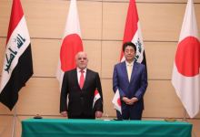 صورة الحكومة اليابانية توافق على طلب العبادي