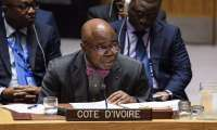 وسط جلسات متوترة حول سوريا.. وفاة مندوب ساحل العاج في الأمم المتحدة