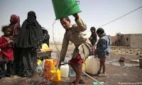 8.4مليون يمني يواجهون خطر المجاعة ..و مطالبة أممية للسعودية بالسماح بدخول المساعدات