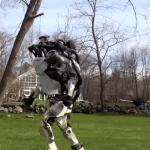 شاهد بالفيديو روبوت يركض ويقفز كأنه إنسان!