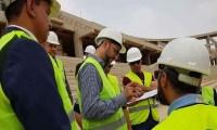 عبطان يكشف موعد إفتتاح ملعب الديوانية 30 الف متفرج