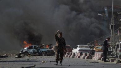 """صورة مقتل 16 جنديا أفغانيا بهجوم لـ""""طالبان"""" قرب الحدود الطاجيكية"""