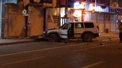 صورة تفجير مزدوج في كركوك وسقوط عدد من الجرحى