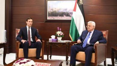 صورة كوشنر لصحيفة فلسطينية: مستعد للعمل مع الرئيس عباس