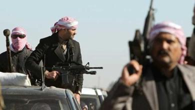 صورة ديالى: حياة مقاتلي الحشد العشائري جحيم مطلق