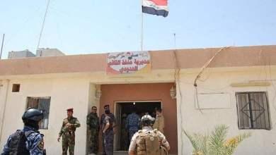 """صورة فتح معبر """"البوكمال-القائم"""" الحدودي بين سوريا والعراق"""