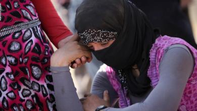 """صورة إيزيدي يغامر بتحرير زوجته من """"الاستعباد الجنسي"""" بطريقة سينمائية"""
