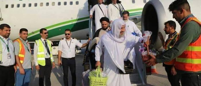 تفاصيل بقاء معتمرين عراقيين عالقين في احد مطارات السعودية