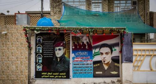 """اسطورة الاستخبارات """"حارث السوداني"""" ،تسلل داخل داعش وإحبط عشرات الهجمات"""