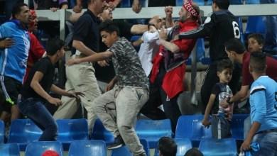 """صورة الاردن :اعتقال مسؤولين اثنين من حزب البعث وبعض مشجعي الجوية والجزيرة هتفوا بــ""""صدام"""""""