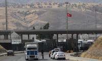 تركيا تبدي استعدادها لتحمل تكلفة بناء منفذ عراقي مشترك