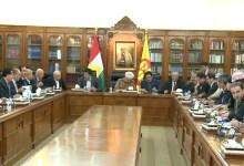 صورة الحزب الديمقراطي الكوردستاني يعلن فوزه بــ (حصة الاسد) بانتخابات الاقليم