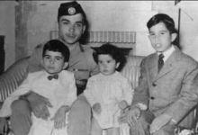 صورة الأسرة الهاشمية في العراق تنفي وجود ابناء من صلب الملك فيصل الاول عدا ابنه الراحل