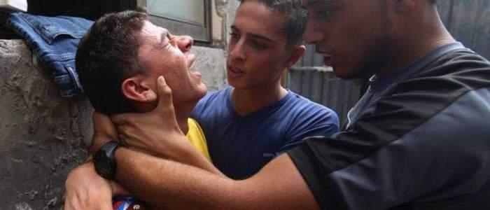 3 شهداء في استهداف الطائرات الإسرائيلية لمدينة غزة