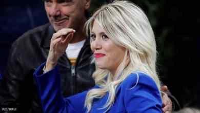 """صورة زوجة المهاجم الارجنتيني إيكاردي """"المثيرة للجدل"""" تهاجم رونالدو"""