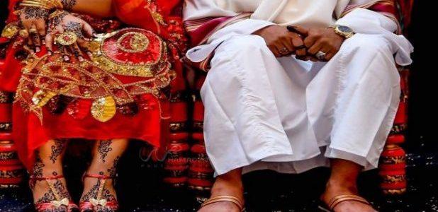 نهاية عبد المهدي امرأة تتزوج رجلين في آن واحد 