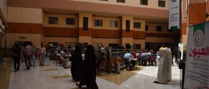 كلفتها ٣٩ مليون ديناراً :جراحةفاشلة بمستشفى الكفيل تعرض صحفي للحساب
