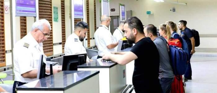اعادة فتح المطارات العراقية بعد اشهر من الاغلاق