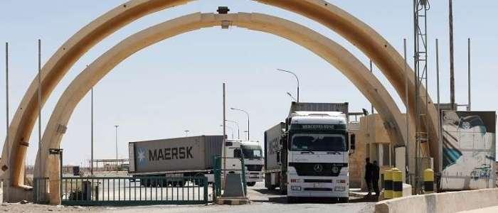 المنافذ الحدودية: إحالة مسافر عراقي للقضاء وإعادة شاحنتين للجانب الإيراني