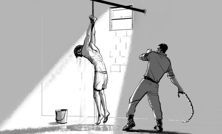 صورة تعويض بملايين الدولارات لعراقي نال التعذيب والقتل من قبال فصائل مسلحة